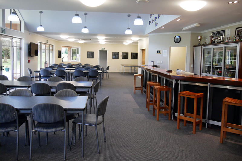 Hire the Lawrence Golf Club clubrooms